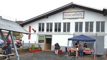 Möbelhalle Altenkirchen